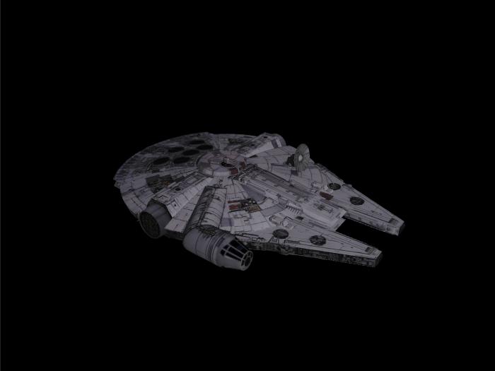 Starwars 3D Models for Free - Download Free 3D · Clara io