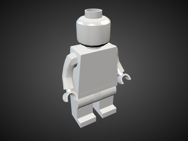 Lego 3D Models for Free - Download Free 3D · Clara.io