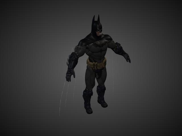 Batman 3D Models for Free - Download Free 3D · Clara io