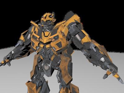 Robot 3D Models for Free - Download Free 3D · Clara io