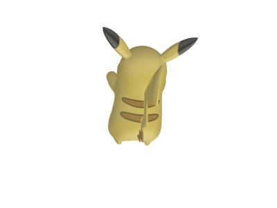 Pokemon 3D Models for Free - Download Free 3D · Clara io