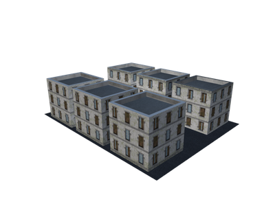 City 3D Models for Free - Download Free 3D · Clara io