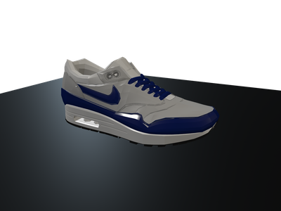 Shoe 3D Models for Free - Download Free 3D · Clara io