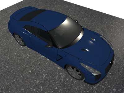 Car 3D Models for Free - Download Free 3D · Clara io