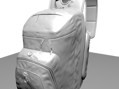 Bag 3D Models for Free - Download Free 3D · Clara io