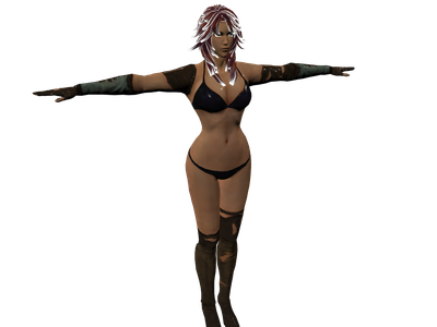 Female 3D Models for Free - Download Free 3D · Clara io
