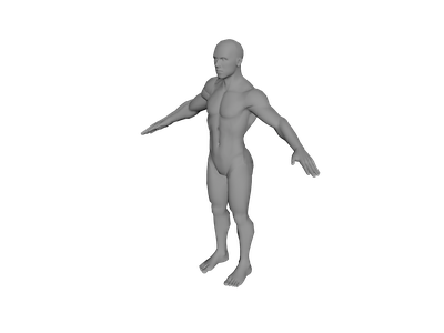 Male 3d Models For Free Download Free 3d Clara Io