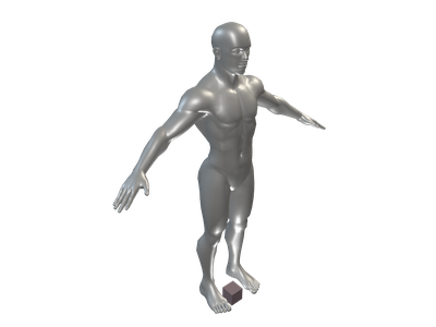 Male 3D Models for Free - Download Free 3D · Clara io