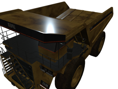 Truck 3D Models for Free - Download Free 3D · Clara io
