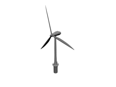 Turbine 3D Models for Free - Download Free 3D · Clara io