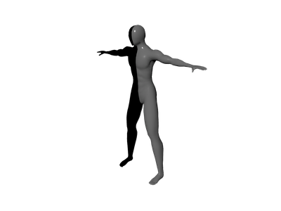 Rigging 3D Models for Free - Download Free 3D · Clara io