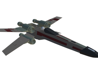 Starwars 3D Models for Free - Download Free 3D · Clara io